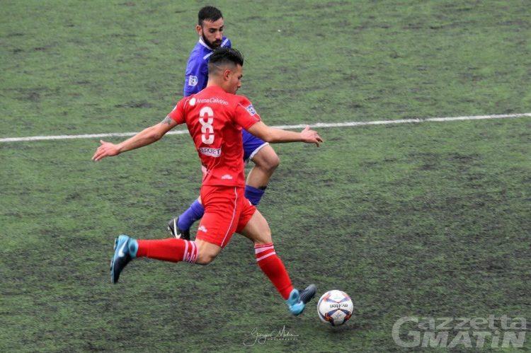 Calcio: il P.D.H.A.E. prende Andrea Demontis e mette le mani su Cosimo La Gorga