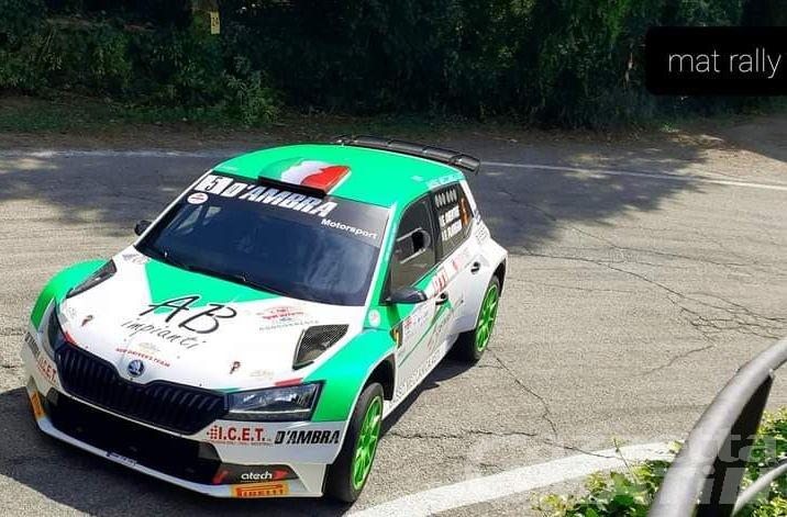 Rally: Elwis Chentre secondo a Torino per una manciata di secondi
