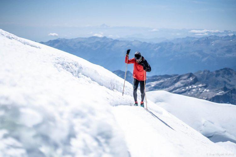 Skyrunning: Manuel Merillas si prende anche il record del Monte Rosa