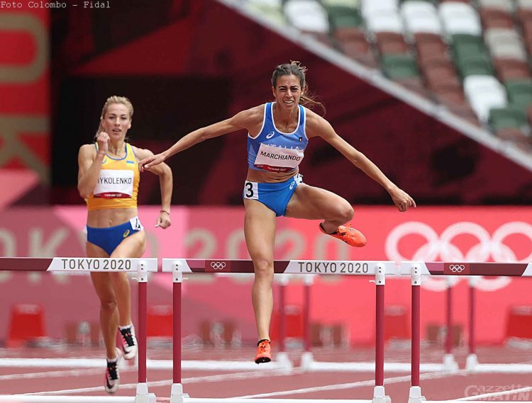 Olimpiadi: Eleonora Marchiando esclusa dalla semifinale della 4×400