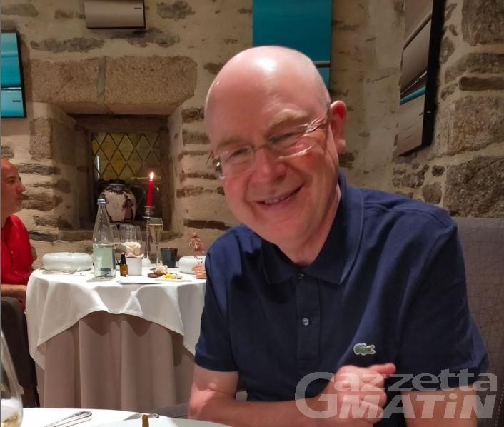 Lutto: è morto l'urologo valdostano Renato Bertolin