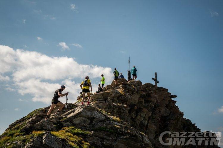 Trail: l'Ultramarathon du Fallère valida per i campionati italiani di skyrace