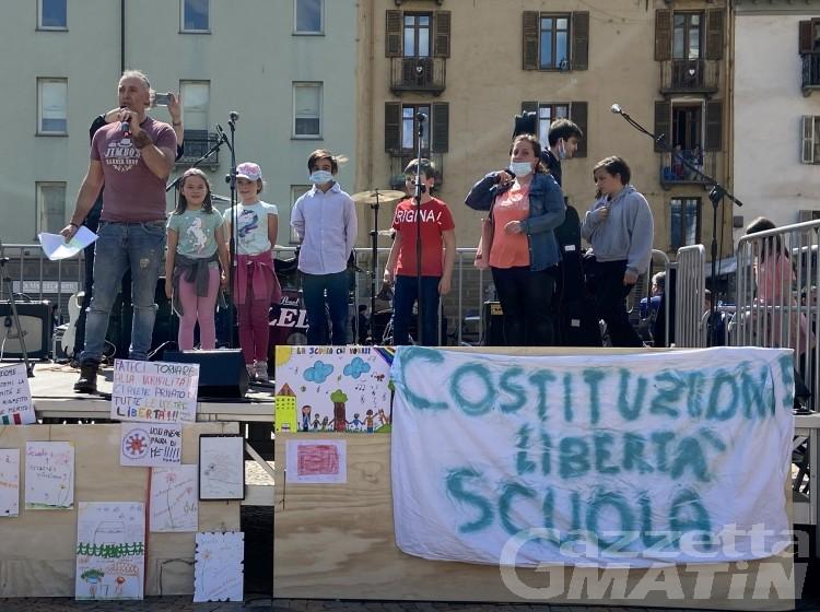 Libera Scuola: 30 famiglie e 15 docenti per il progetto di educazione parentale valdostano