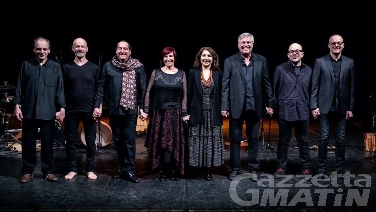 Ététrad, la Banda Solìa inaugura la 23ª edizione del Festival