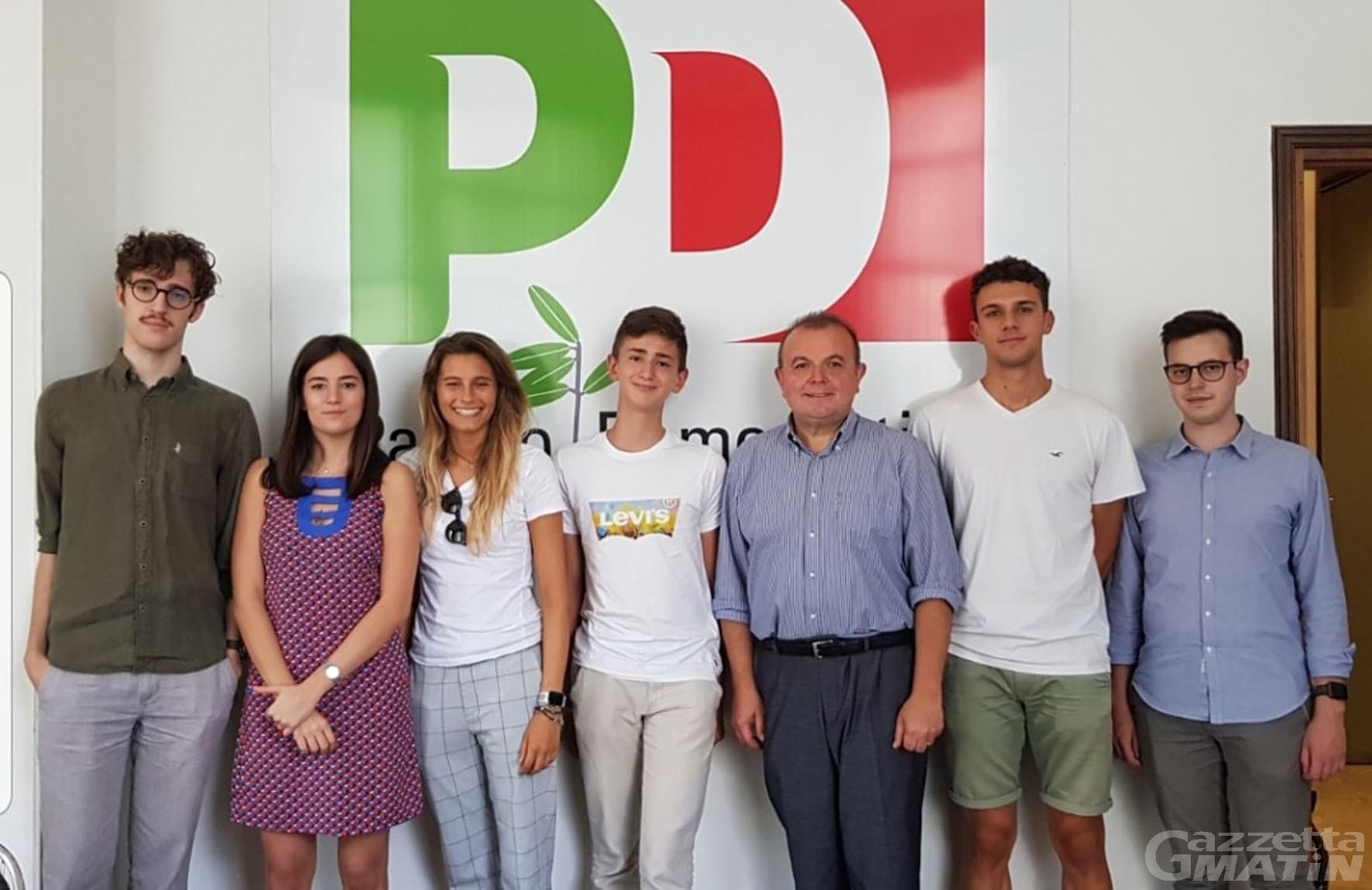 Pd: ricostituita la sezione Giovani dem con Sofia Colombini alla guida