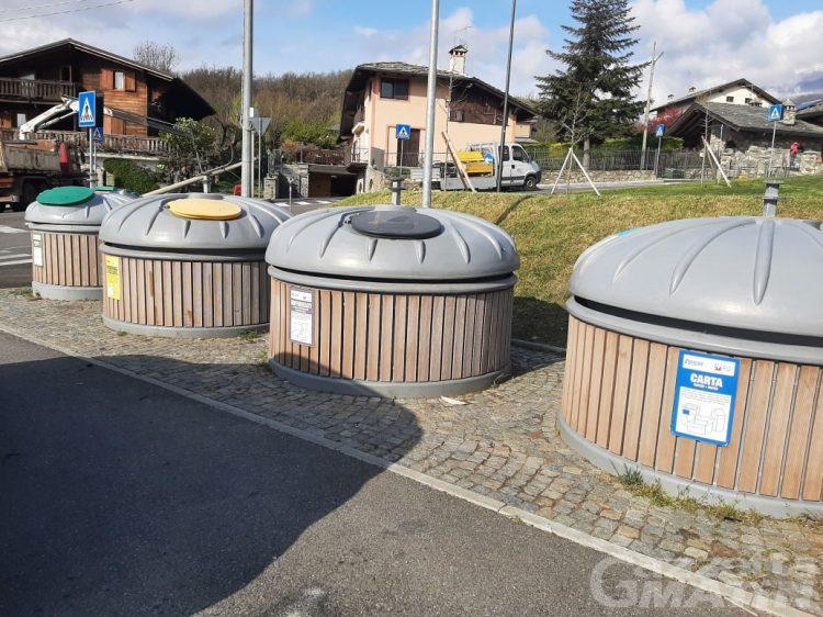 Rifiuti: il Comune di Saint-Christophe lancia una campagna di sensibilizzazione
