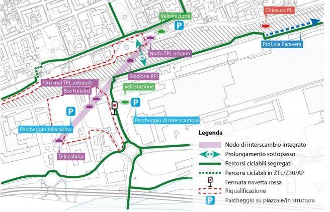 Aosta, Piano del traffico: tre rotonde, zone pedonali, strade scolastiche, nuove autostazione e velostazione