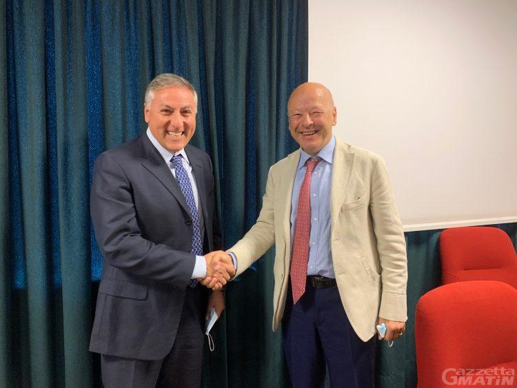 Imprese: Roberto Sapia eletto presidente della Chambre
