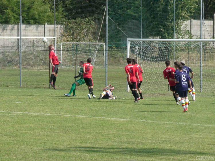 Calcio: l'Aygreville perde, ma elimina la Pro Eureka dalla Coppa Italia