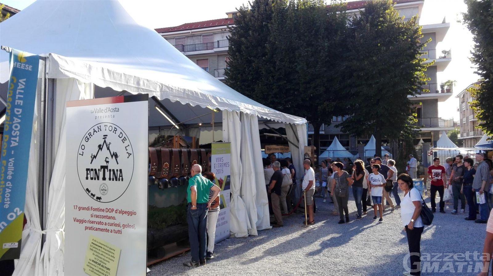 Cheese 2021: uno stand della Valle d'Aosta a Bra dal 17 al 20 settembre