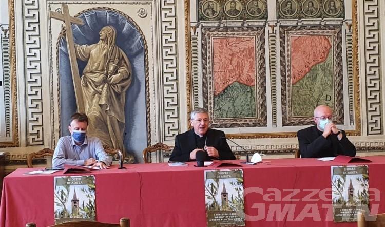 Chiesa valdostana: sarà un anno di riorganizzazione per le parrocchie