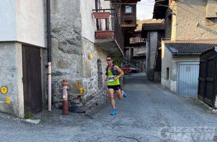 Castle's Trail: Dennis Brunod e Stefania Canale vincono la quarta edizione