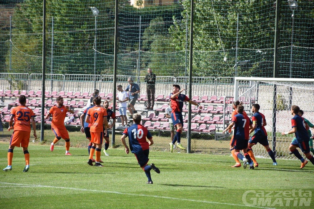 Calcio: esordio vincente per il Pont Donnaz Hône Arnad Evançon