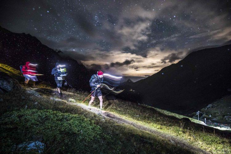 Tor des Glaciers: Jules Henry Gabioud inizia la seconda notte al comando
