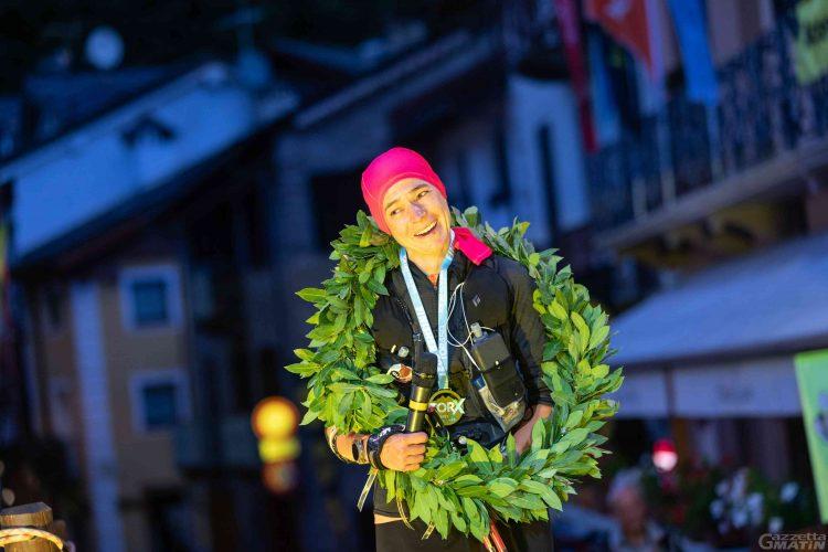 Tor des Glaciers: Stephanie Case meravigliosa prima donna a Courmayeur