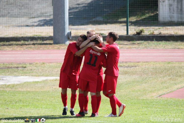 Calcio: buona la prima di campionato per Aygreville e Charvensod