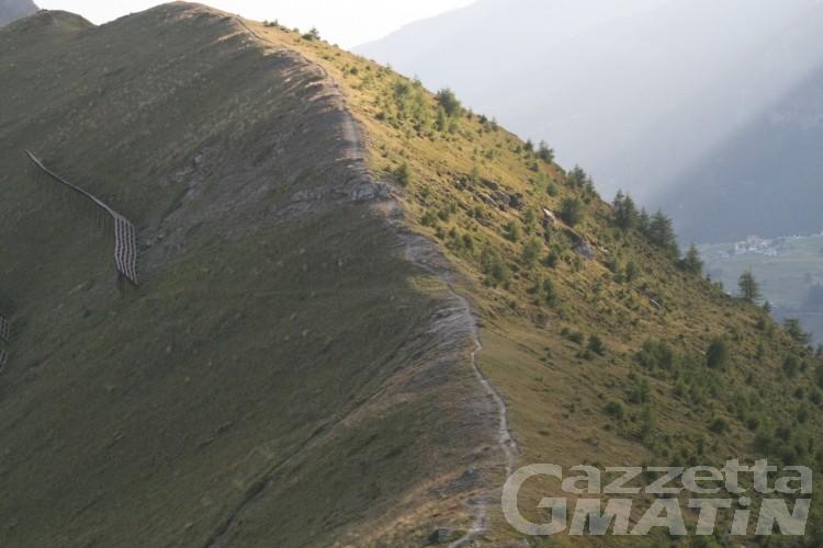 Cambiamenti climatici: in alta Valle, montagne sempre più verdi