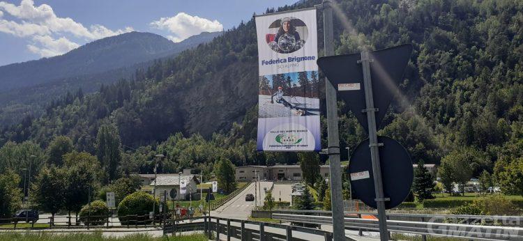Valdigne: 36 bandiere sventolano tra i 5 Comuni europei dello sport