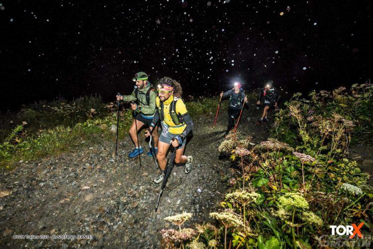 Tor des Glaciers: Luca Papi e Jules Henry Gabioud appaiati in testa alla gara