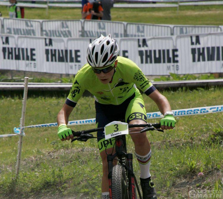 MTB: Thierry Philippot davanti a tutti ad Andora, Emilie Bionaz seconda