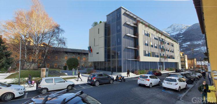 Scuola: approvata la realizzazione del nuovo istituto Manzetti