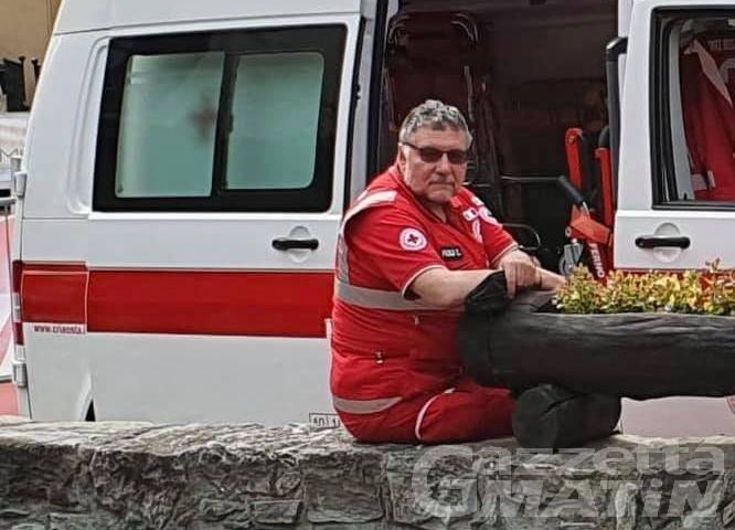 Schianto in moto: muore un sessantenne aostano