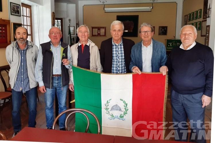 Combattenti e reduci: Dino Barmasse presidente della Federazione di Aosta