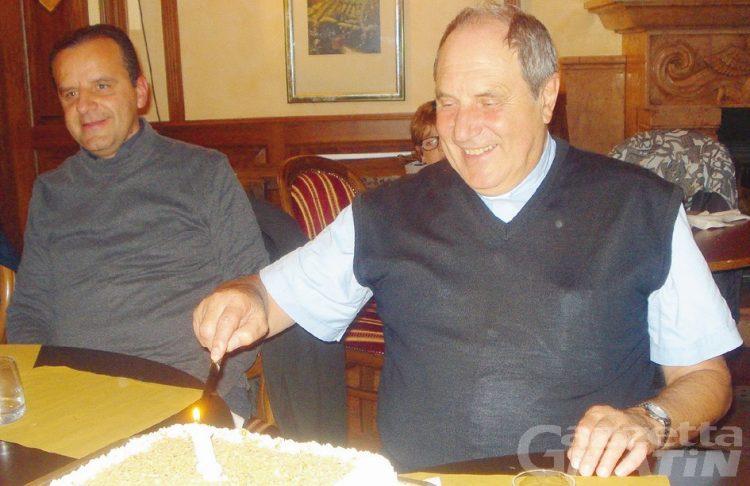 Saint-Vincent: don Pietro Panceri se ne va, arriva don Lorenzo Sacchi