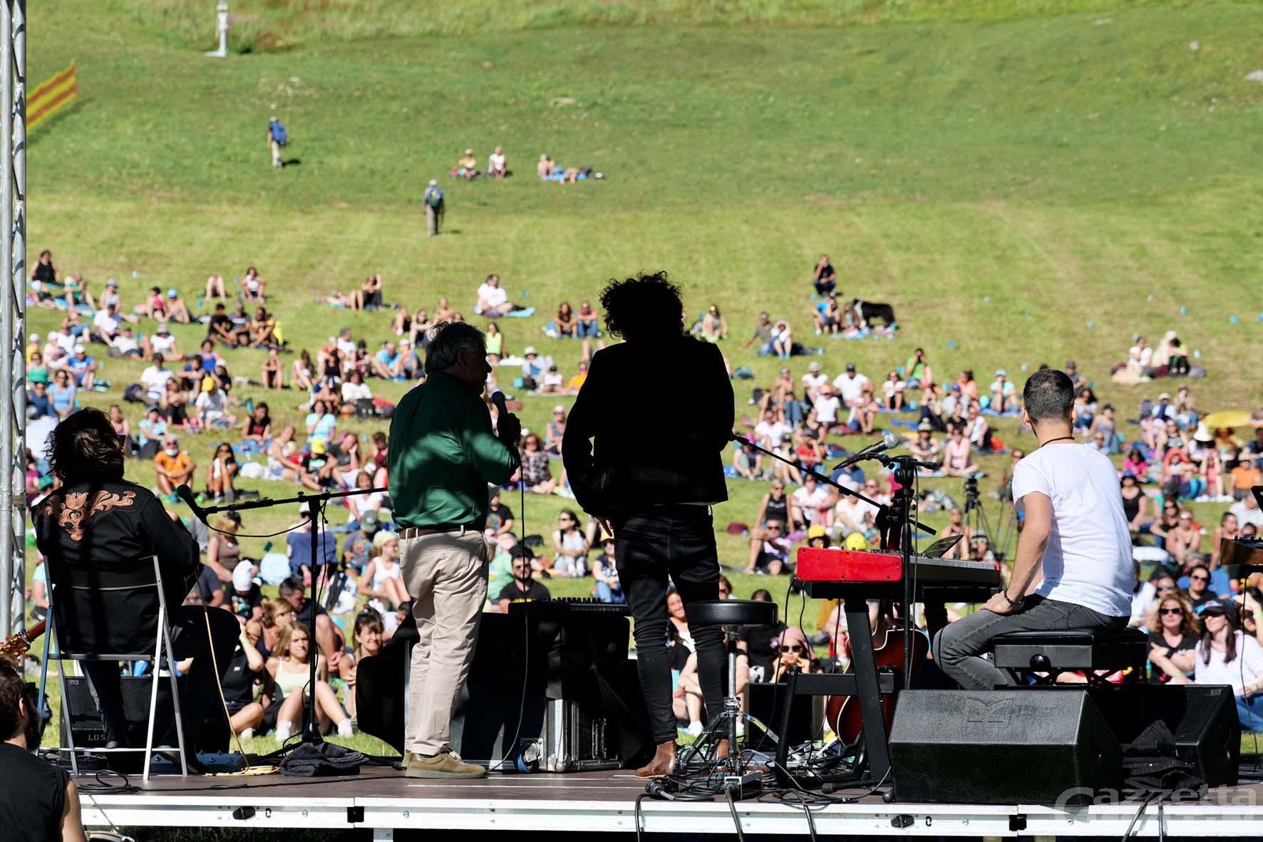 Aosta Classica: la rassegna musicale in quota sbarca in Tv