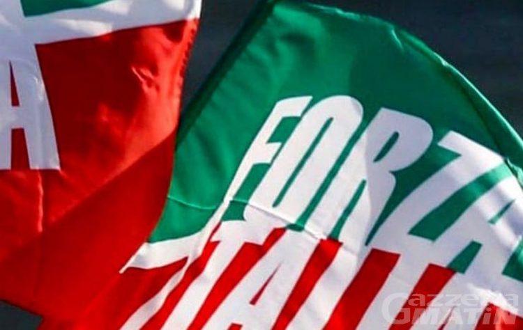 Forza Italia: «Urge una riforma fiscale per sostenere la ripresa, anche in Valle d'Aosta»