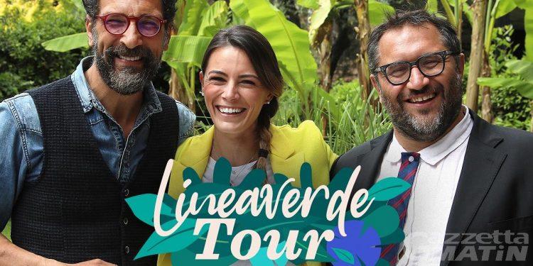 "Tv: la Valle d'Aosta in onda su RAI 1 in ""Linea verde Tour"""