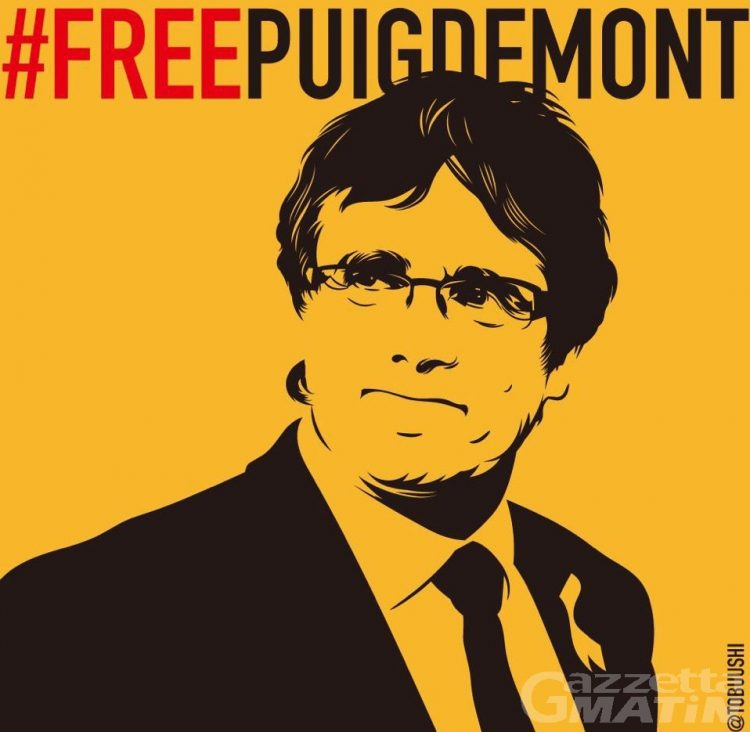Solidarietà a Carles Puigdemont: Lanièce: «L'Europa intervenga subito»