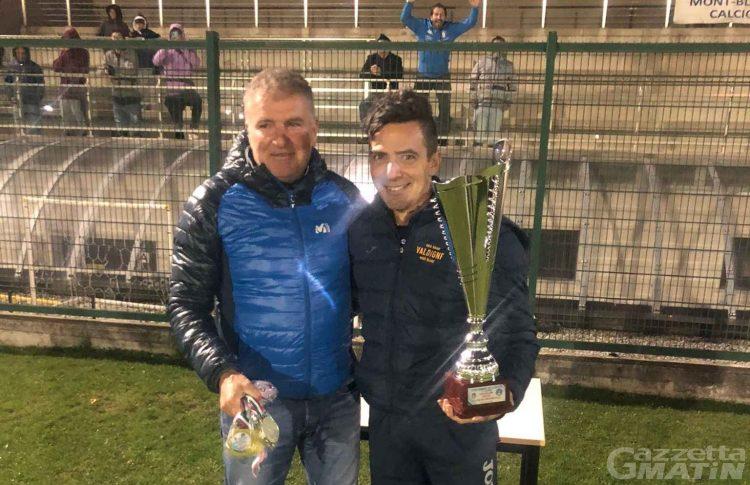 Calcio: Pascale segna, Gini para tutto e il Valdigne vince la Coppa Piemonte