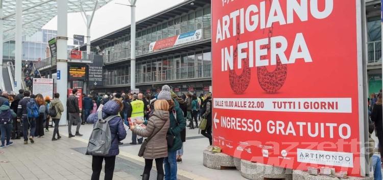 Artigiano in Fiera: la Chambre si accolla il 70% della spesa di partecipazione