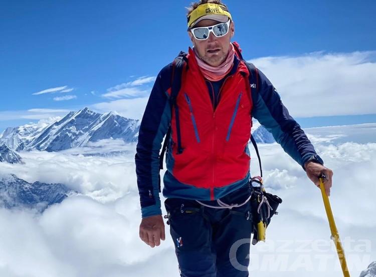 Impresa alpinistica: decimo 8000 per Camandona, primo per Picco
