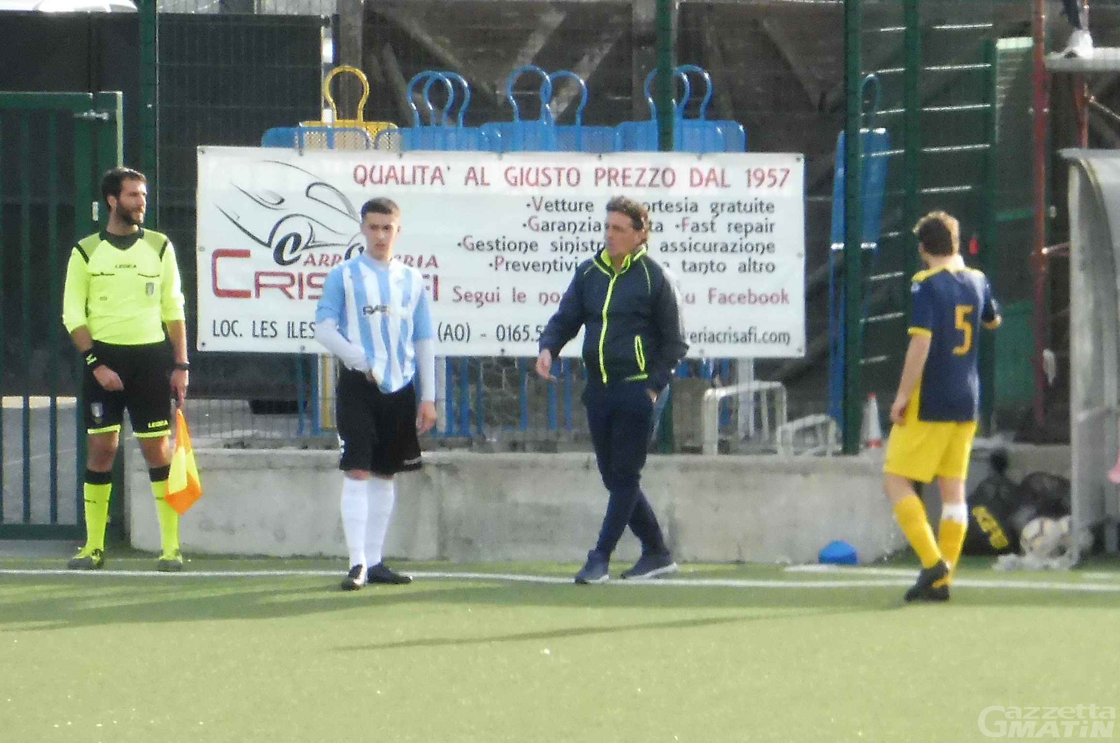 Calcio: Thomain imbraccia la doppietta e impallina la Torinese