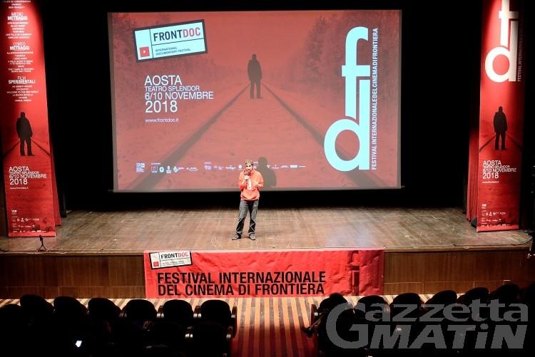 Cinema, Sabina Guzzanti e Daniele Ciprì per FrontDoc 2021