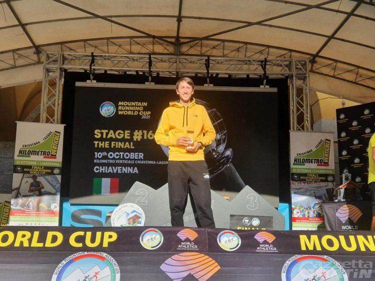 Corsa in montagna: Henri Aymonod vince la Coppa del Mondo