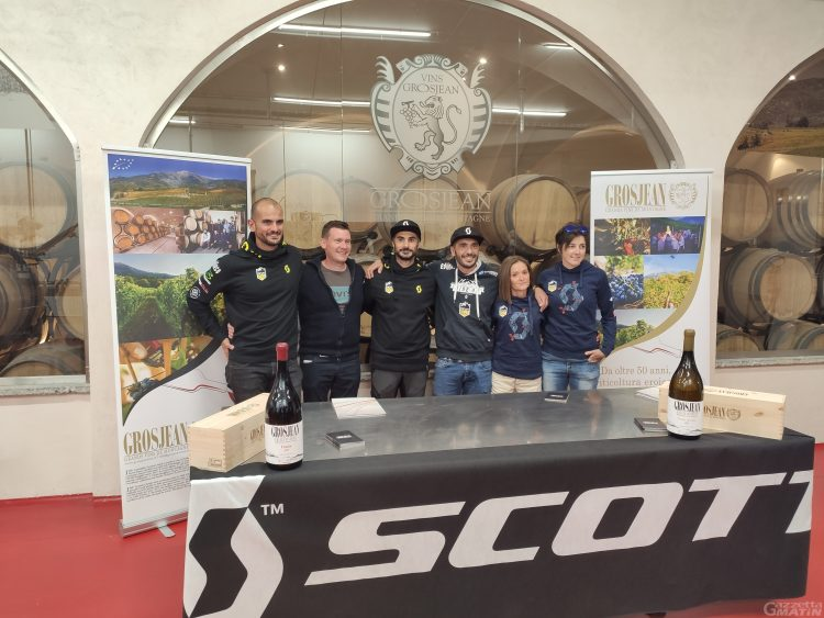 Grosjean Wine Trail: Xavier Chevrier, Dennis Brunod e Gloriana Pellissier tra i big della prima edizione