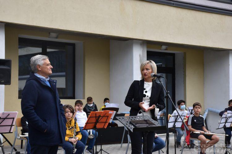 Scuola, Saint-Vincent: inaugurata la nuova scuola media