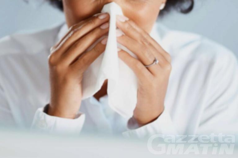 Influenza: da lunedì 25 ottobre sarà possibile vaccinarsi