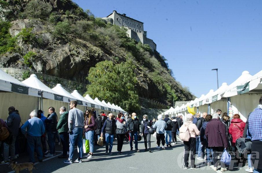 Marché au Fort: un giro di affari di oltre 90 mila euro