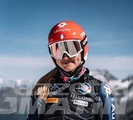 Sci alpino: anche Sophie Mathiou tra i testimonial di Satispay in Coppa del Mondo