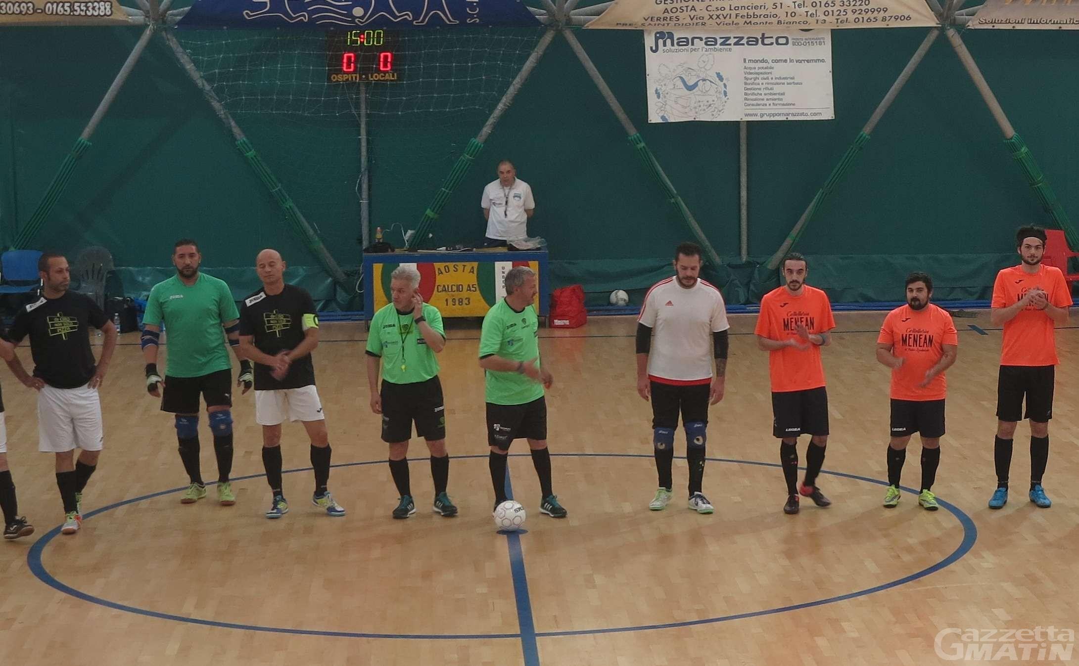 Futsal: ultimi posti disponibili per partecipare alla Premium Medica Cup