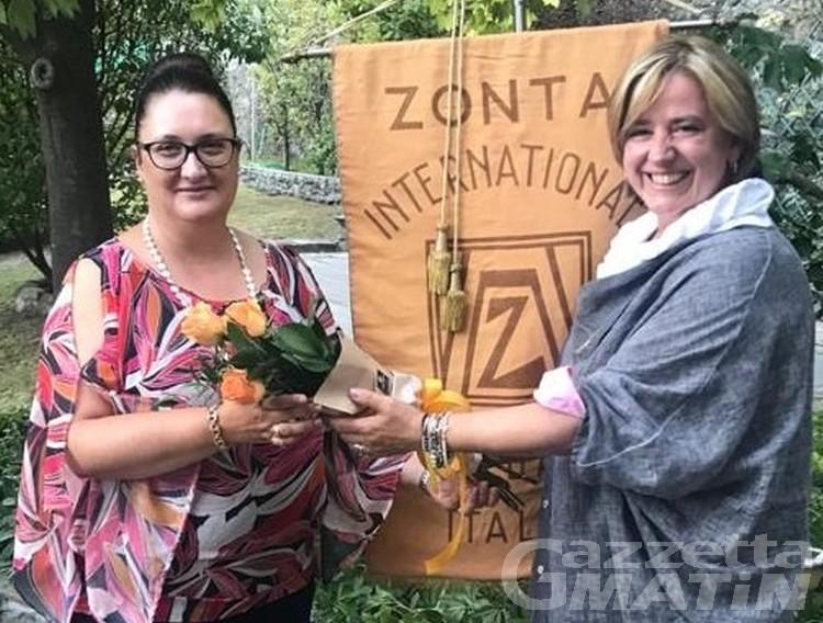 Zonta Club Aosta Valley: stasera si parla di violenza sulle donne