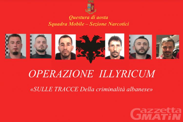 """Operazione antidroga """"Illyricum"""": arrestato anche il sesto indagato"""
