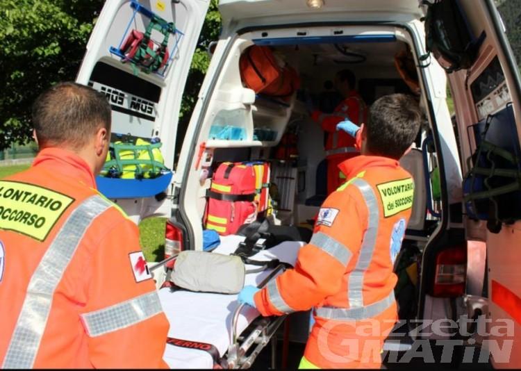 Lutto: la Valdigne piange la volontaria del soccorso Tiziana Pintus