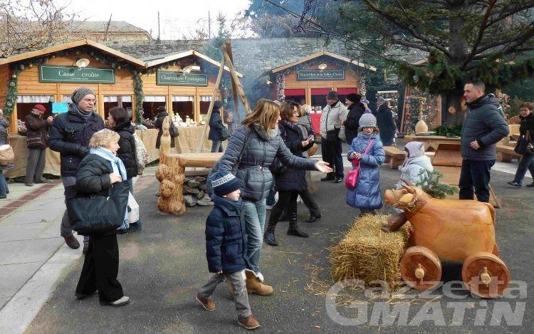 Manifestazioni natalizie: confermato al Teatro Romano il Marché Vert Noël
