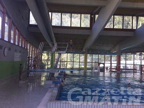 Impianti sportivi: progetto da 2,4 milioni per piscina Pré-Saint-Didier