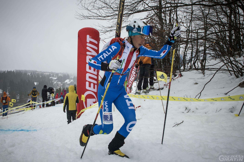 Sci alpinismo: Nadir Maguet terzo ai mondiali ad Andorra